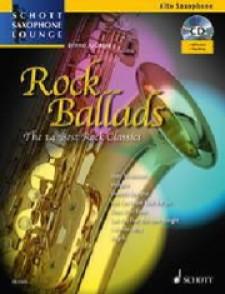 JUCHEM D. ROCK BALLADS SAXO MIB
