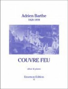 BARTHE A. COUVRE FEU HAUTBOIS