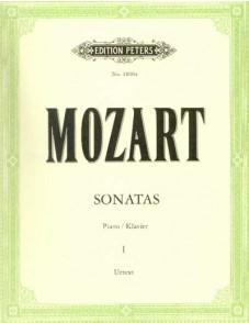 MOZART W.A. SONATES VOL 1 PIANO