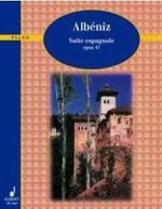 ALBENIZ I. SUITE ESPAGNOLE OPUS 47 PIANO
