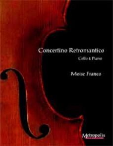 FRANCO M. CONCERTINO RETROMANTICO VIOLONCELLE