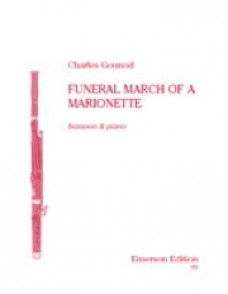 GOUNOD C. FUNERAL MARCH OF A MARIONETTE BASSON