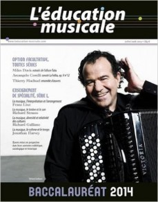 EDUCATION MUSICALE BACCALAUREAT 2014