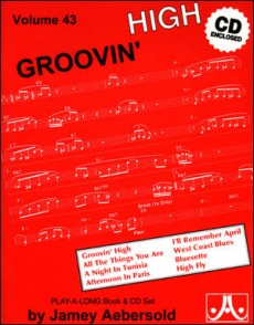 AEBERSOLD VOL 043 GROOVIN' HIGH