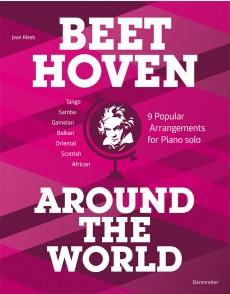 KLEEB J. BEETHOVEN AROUND THE WORLD PIANO
