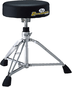 PEARL POWER PRO ASSISE RONDE VINYLE COURT