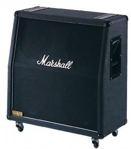 "BAFFLE MARSHALL 1960AV PAN COUPE 280 WATTS 4X12"""