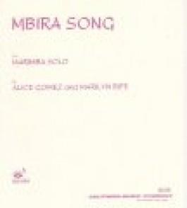 GOMEZ A./RIFE M. MBIRA SONG MARIMBA SOLO