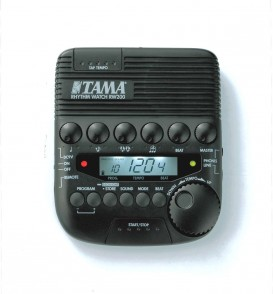 TAMA RW200 RYTHM WATCH METRONOME PROGRAMMABLE