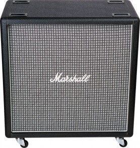 BAFFLE MARSHALL 1960BX PAN DROIT 100 WATTS 4X12""