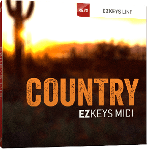 TOONTRACK TT263 COUNTRY MIDI