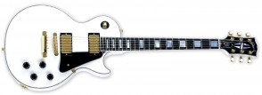 GIBSON LES PAUL CUSTOM ALPINE WHITE GOLD HARDWARE