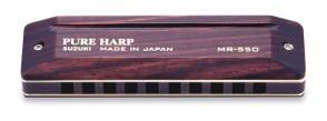 HARMONICA SUZUKI PUREHARP MR550 G