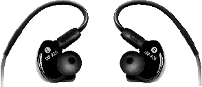 MACKIE MP-220 MP TRANSDUCTEURS DYNAMIQUES 2 VOIES