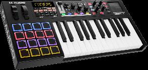 M-AUDIO CODE25-BK