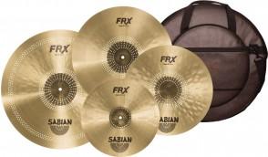 """SABIAN FRX5003 PACK FRX SET HARMONIQUES PERFORMANCE + HOUSSE CLASSIC 24"""""""