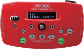BOSS VE-5-RD VOCAL PERFORMER