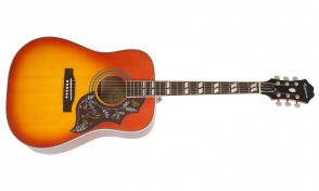 EPIPHONE HUMMINGBIRD PRO FADED CHERRY