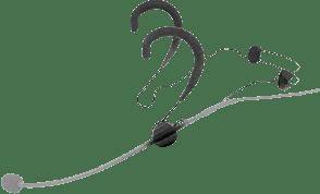 SERRE-TETE SHURE RPM550