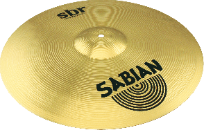 SABIAN SBR CRASH RIDE 18