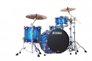 TAMA PS32RZS-TWB STARCLASSIC PERFORMER TWOLIGHT BLUE BURST