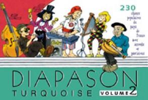 DIAPASON TURQUOISE VOL 2