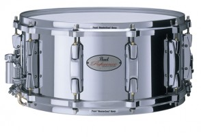CAISSE CLAIRE PEARL REFERENCE 14X6.5 ACIER