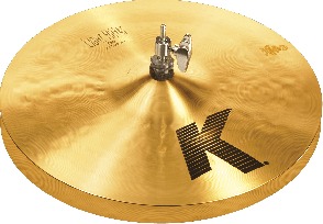 ZILDJIAN K' HI HATS 14 LIGHT