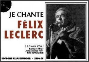 LECLERC F. JE CHANTE