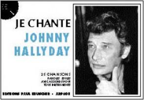 HALLYDAY J. JE CHANTE