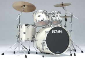 TAMA PP42S-SPW STARCLASSIC PERFORMER SATIN PEARL WHITE
