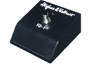 FOOTSWITCH HUGHES & KETTNER FS1