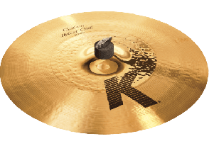 ZILDJIAN K CUSTOM CRASH 17 HYBRID