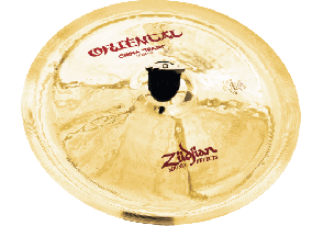 ZILDJIAN ORIENTAL CHINA 14 TRASH