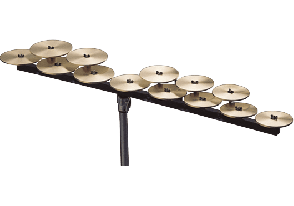 ZILDJIAN CROTALES LOW 13 NOTES 440HZ
