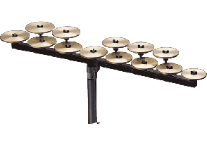 ZILDJIAN CROTALES HIGH 13 NOTES 440HZ