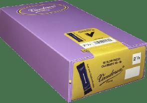 ANCHES CLARINETTE SIB VANDOREN FORCE 2.5