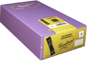 ANCHES CLARINETTE SIB 56 RUE LEPIC VANDOREN FORCE 3 (50)