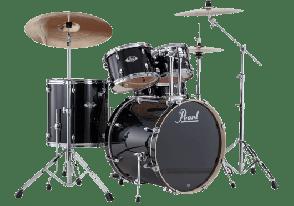 PEARL EXPORT ROCK 22 BLACK JET - EXX725SBRC-31