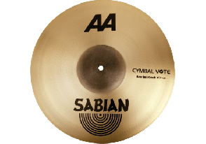 SABIAN AA CRASH 16 RAW BELL - 2160772