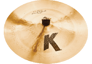 ZILDJIAN K CUSTOM DARK CHINESE 17 - K0970