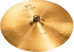 ZILDJIAN K CONSTANTINOPLE CRASH 17 - K1067