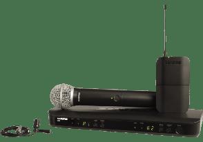 SHURE BLX1288E-CVL-M17
