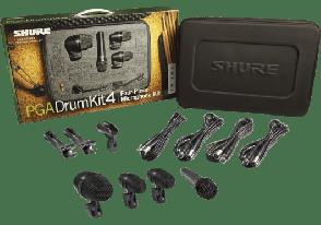 SHURE PGADRUMKIT4