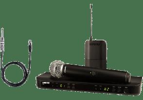 SHURE BLX1288E-SM58-M17