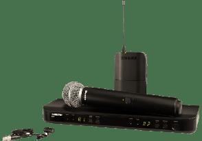 SHURE BLX1288E-W85-M17