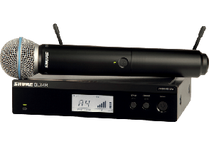SHURE BLX24RE-B58-M17