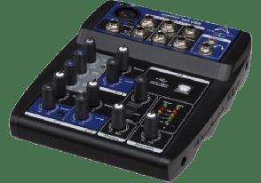 WHARFEDALE CONNECT502-USB-BK