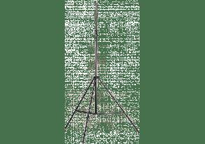K&M SUPPORT ENCEINTE TELESCOPIQUE - 21411