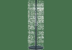 K&M PIED TELESCOPIQUE EMBASE RONDE - 26750